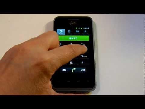 Warning! for LG Optimus Elite - VM - Loss of Mobile Data