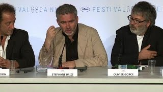 "Cannes presents ""The Measure of a Man"""