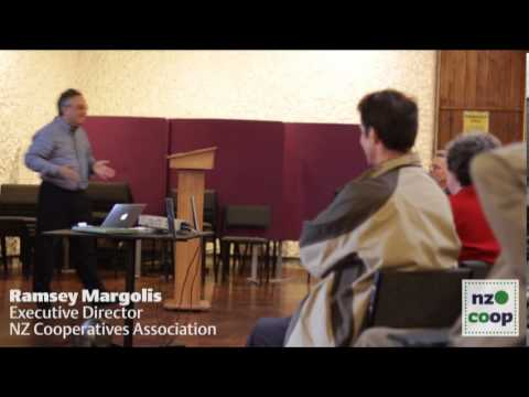 2012 Cooperative Education Talk: How Cooperatives Can Reduce Economic Inequality