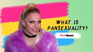 What is pansexuality? Courtney Act explains
