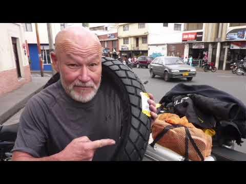 South America motorcycle trip redux