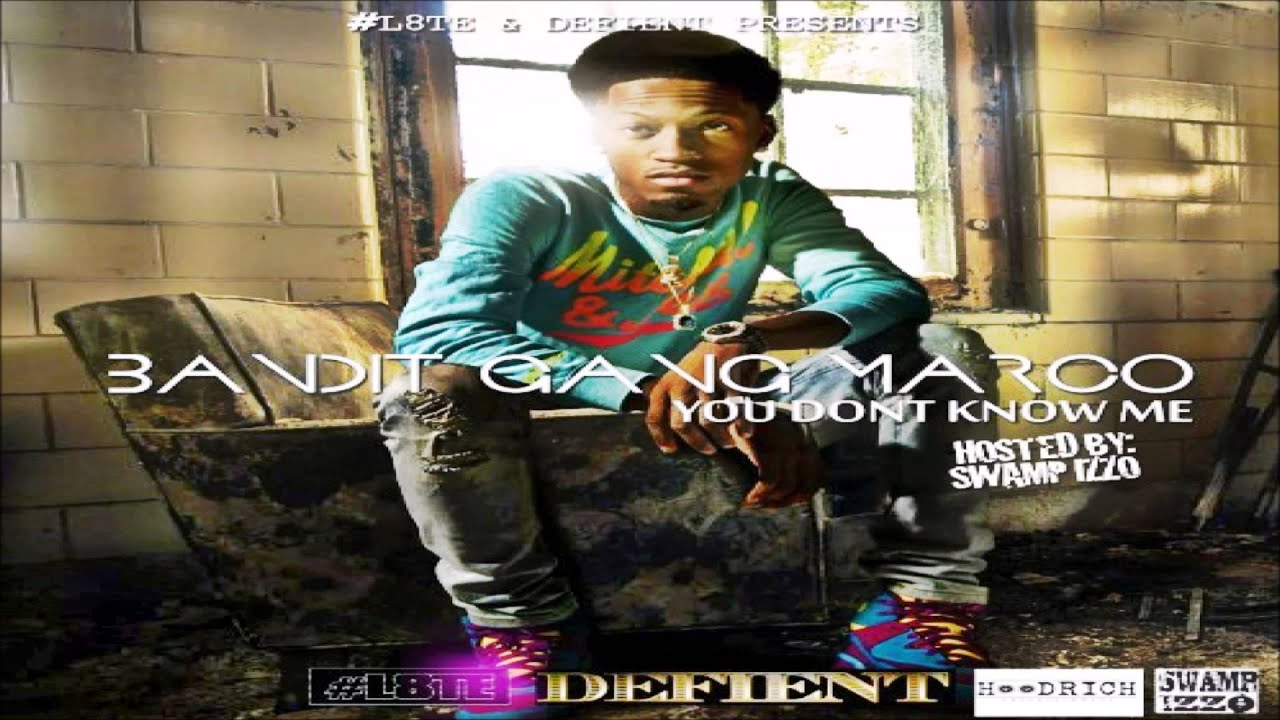 Bandit Gang Marco - P.O.M. (Ft. Argo Rook) (You Don\'t Know Me) - YouTube