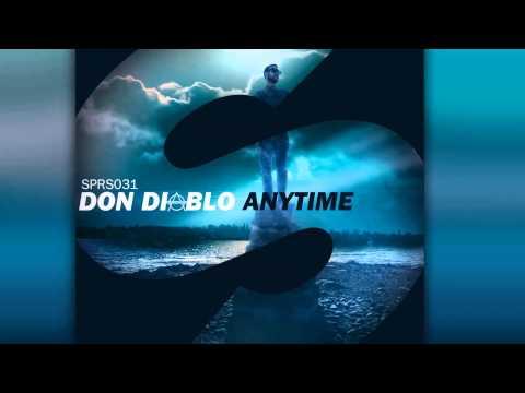 Don Diablo - AnyTime (Radio Edit) [Official]