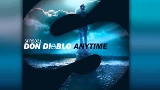 Don Diablo AnyTime Radio Edit Official