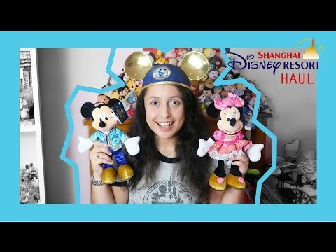 Shanghai Disneyland Haul (June 2016)