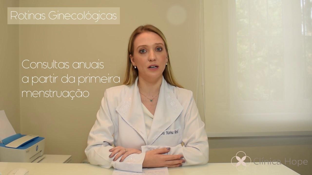 Exames ginecológicos