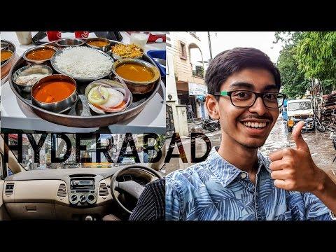 Vlogging In Hyderabad   GVK One Mall & Zafraan Exotica   #RCTravels