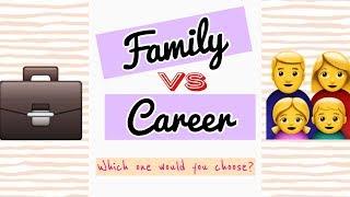 Family VS Career: Anda Pilih Yang Mana?   Simply Safwanah (#3)