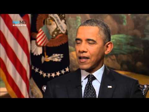 President Obama Answers: Medicaid Expansion