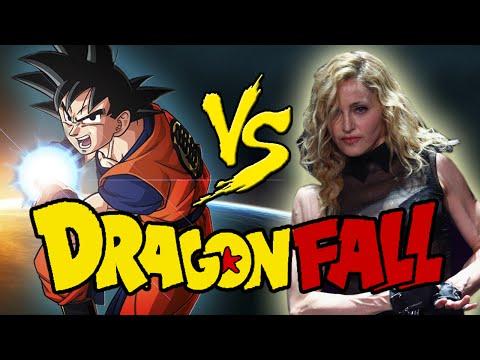 DRAGON FALL (the truth behind Madonna's fall) - Marca Blanca