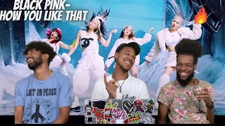 BLACKPINK - 'How You Like That' M/V Reaction!!!