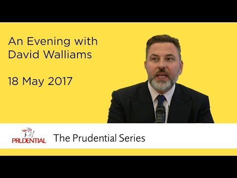 An Evening with David Walliams