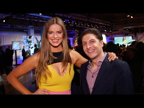 Robyn Lawley at SI Swim City with Behind The Velvet Rope with Arthur Kade
