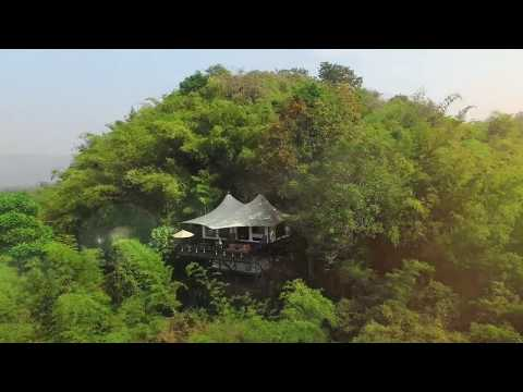 Four Seasons Tented Camp Golden Triangle video