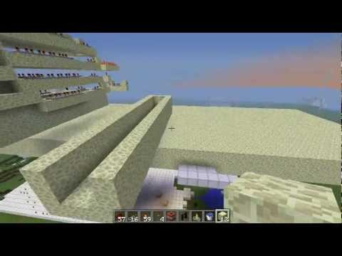 minecraft how to make a crossbow