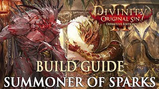 Divinity Original Sin 2 Definitive Edition Builds - Summoner of Sparks (Warrior/Summoner Build)