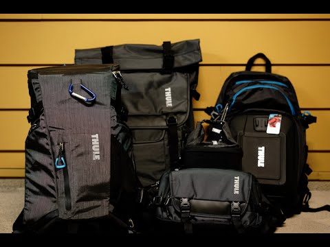 Five Awesome Camera Bags I Personally Use Thule