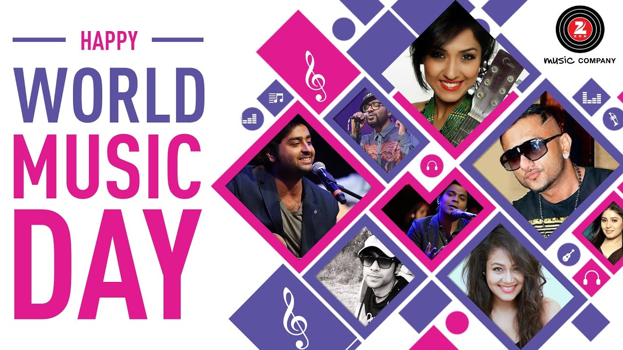 Happy World Music Day | What is Music all about? | Zee Music Company