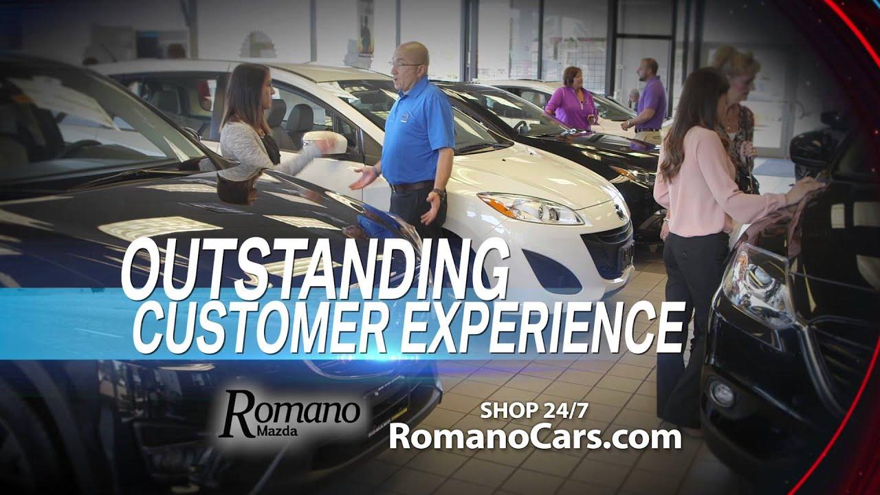 Used Car Dealerships Syracuse Ny >> New And Used Mazdas And Outstanding Customer Service At Romano Mazda In Syracuse Ny