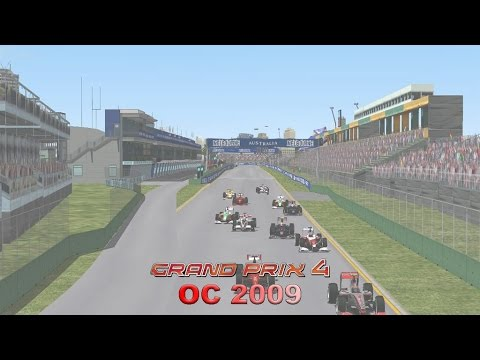 GP4 Offline Championship Season 2009:Round 2:Malaysian GP Highlights