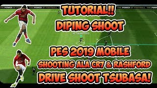 Dipping Shot Pes 2019 Mobile
