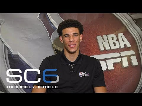 Lonzo Ball Is Ready To Lead In The NBA   SC6   June 21, 2017