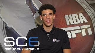 Lonzo Ball Is Ready To Lead In The NBA | SC6 | June 21, 2017