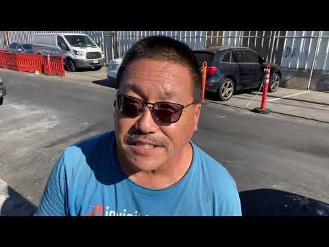 I was hit COVID Delta in East Oakland Homeless Encampment by Derrick Soo https://youtu.be/wallWa1jw1o
