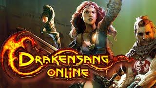 Drakensang Online - Первый Взгляд