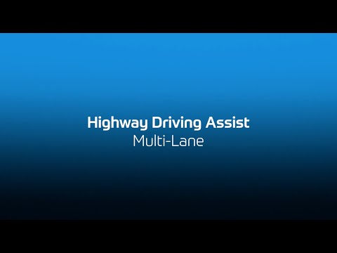 Highway Driving Assist