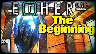 Ether One Gameplay - #1 Let It Begin!