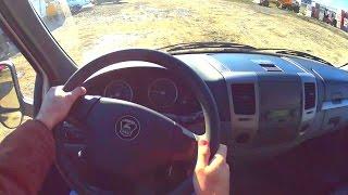 2016 Газ 3302 Хлебовозный Фургон Pov Test Drive