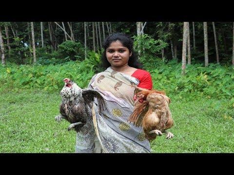 Village Food | Wow Amazing Tasty Bengali Style Chicken Cooking | Village Style Chicken Cooking Spicy
