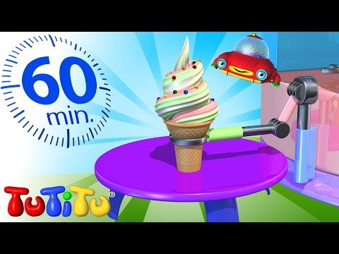 TuTiTu Specials | Ice Cream Maker Machine  | And Other Surprising Toys | 1 Hour Special