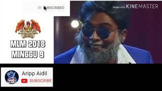 PUTEH MINGGU 9 - MAHARAJA LAWAK MEGA 2018