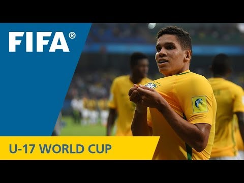 Match 7: Brazil v Spain – FIFA U-17 World Cup India 2017
