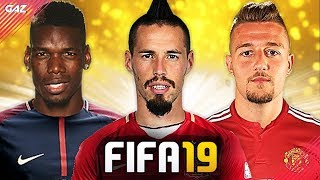 MAXI OFFERTA CINESE PER HAMSIK! TOP 10 TRASFERIMENTI ASSURDI IN FIFA 19! [Pogba, Milinkovic, Cavani]