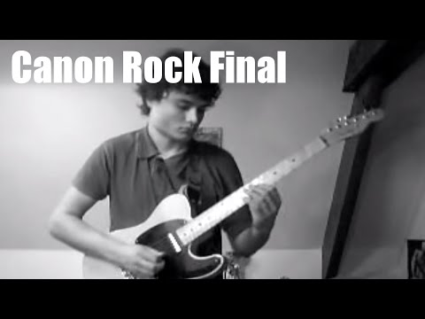 MattRach  Canon Rock Final