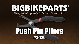 80 Degree Push Pin Pliers
