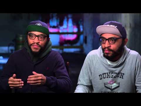 "22 Jump Street: Kenny Lucas & Keith Lucas ""Kenny Yang & Keith Yang"" Interview"