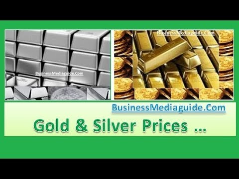 Silver And Gold Prices In Canada ...