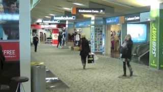 Wellington International Airport, New Zealand