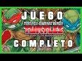 Tortugas Ninjas Mutantes en Manhattan [TMNT] - » [JUEGO COMPLETO / FULL GAME] « - Español  [HD]