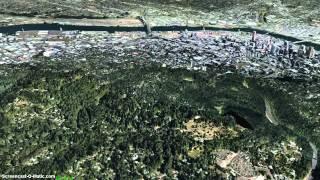 Pittock Reserve Aerial Tour