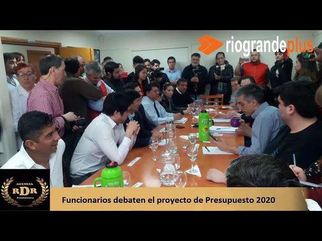 Presupuesto 2020: Concejales dieron inicio al debate del proyecto