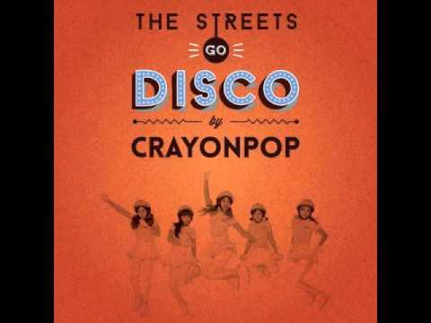 Crayon Pop (크레용팝) - Dancing Queen 2.0 (AUDIO)