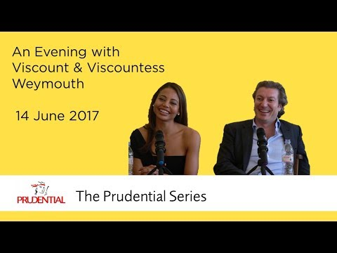 An Evening with Viscount and Viscountess Weymouth