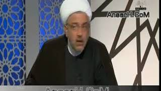 الشيخ محمد كنعان - رفع إستحباب صيام يوم عاشوراء بعد مقتل الإمام الحسين ع وأصبح صيامه مكروهاً