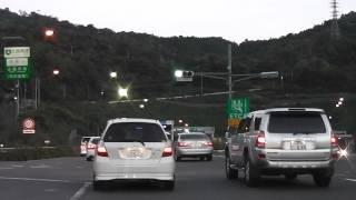 【車載動画FHD】~広島高速4号線(広島西風新都線) 沼田→中広