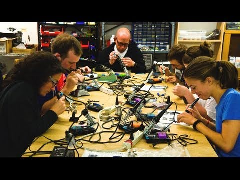 Open Source Creativity - Hackerspaces: Science on the  SPOT